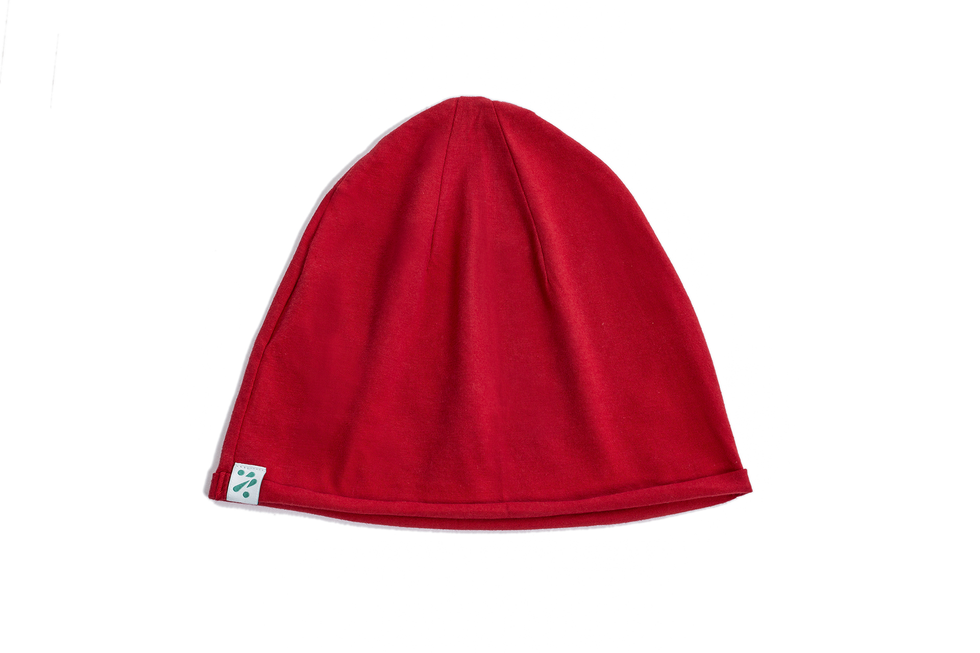 Organic Cotton Red Cap
